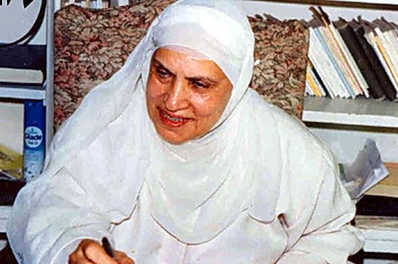 zaynab-ghazali
